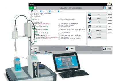 FDA konforme Automationssoftware