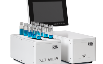 XELSIUS – A New Generation of Synthesis Reactor